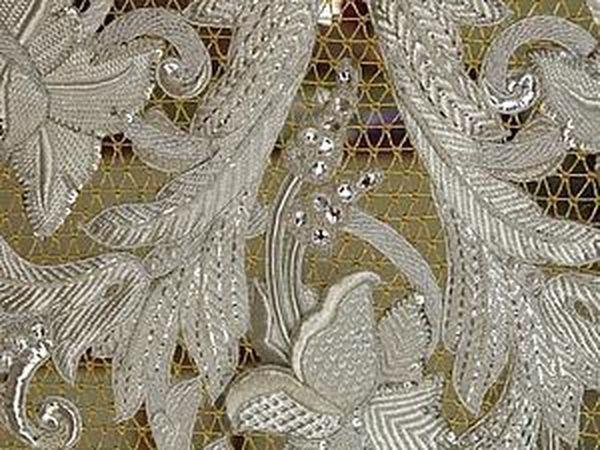 The Splendor of Spanish Religious Embroidery | Livemaster - handmade