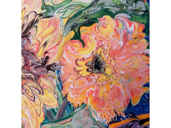 В Artashop скоро новая коллекция абстрактной живописи в технике эбру! | Ярмарка Мастеров - ручная работа, handmade