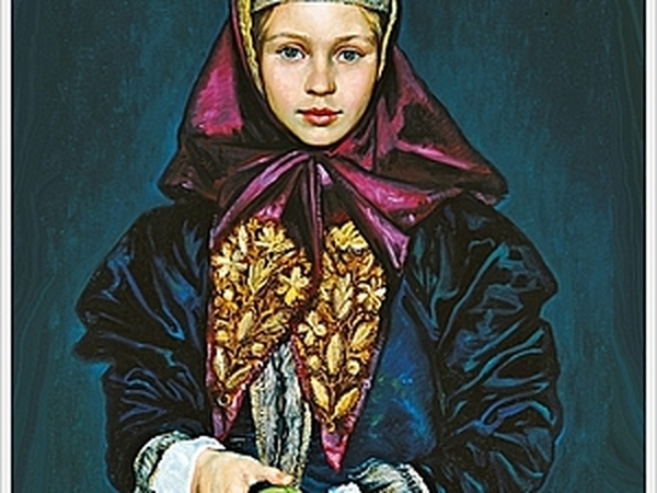 Вдохновение традиционным русским народным девичьим головным убором. Часть 2 | Ярмарка Мастеров - ручная работа, handmade