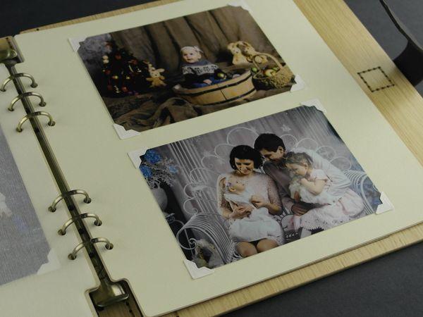 Как заполнить фотографиями наш фотоальбом | Ярмарка Мастеров - ручная работа, handmade