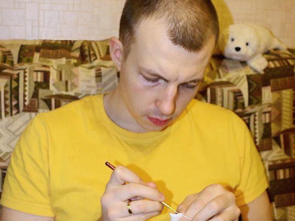 Мой любимый помощник и лучшая поддержка) | Ярмарка Мастеров - ручная работа, handmade