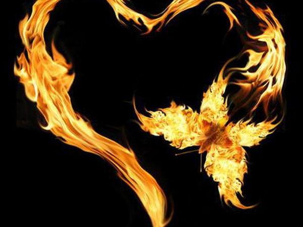Я словно бабочка к огню... или Жестокий романс | Ярмарка Мастеров - ручная работа, handmade