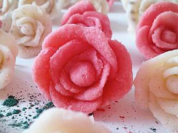 Лепим розы из мыла | Ярмарка Мастеров - ручная работа, handmade