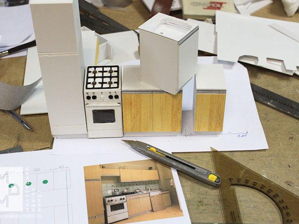 Макет от идеи до воплощения   Ярмарка Мастеров - ручная работа, handmade