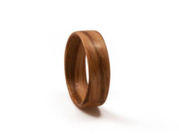 Создаем простое деревянное кольцо | Ярмарка Мастеров - ручная работа, handmade