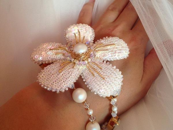 Создаем универсальное свадебное украшение | Ярмарка Мастеров - ручная работа, handmade