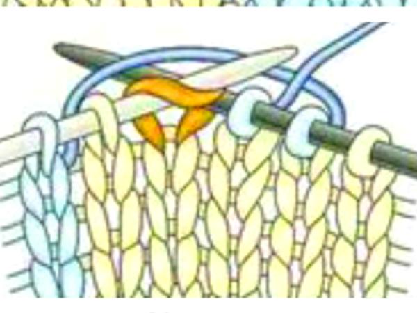 Видеурок от Екатерины Шаповаловой . Техника вязания Интарсия   Ярмарка Мастеров - ручная работа, handmade