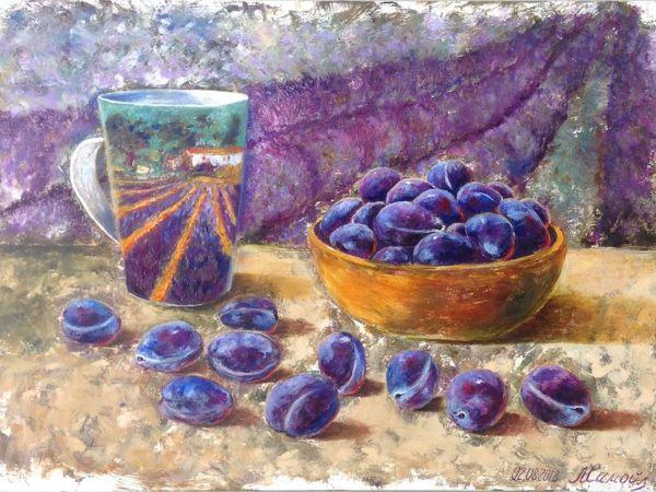 Мой любимый цвет — сливовый | Ярмарка Мастеров - ручная работа, handmade