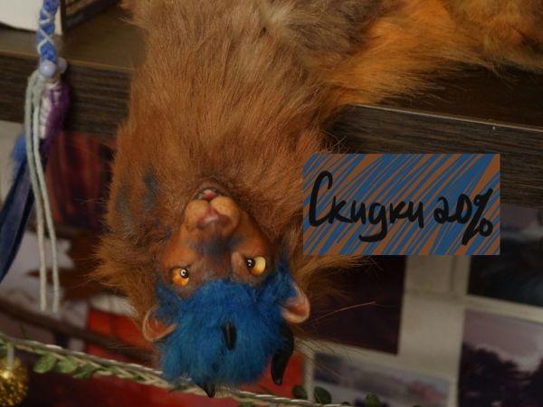 Скидка 20% на любую игрушку в наличии! | Ярмарка Мастеров - ручная работа, handmade
