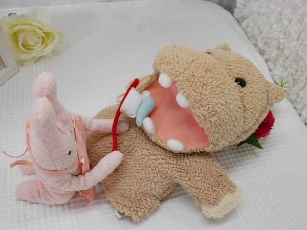 The World's First Hospital For Stuffed Toys Opened In Japan | Livemaster - handmade