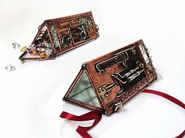 Калейдоскоп (steampunk)   Ярмарка Мастеров - ручная работа, handmade