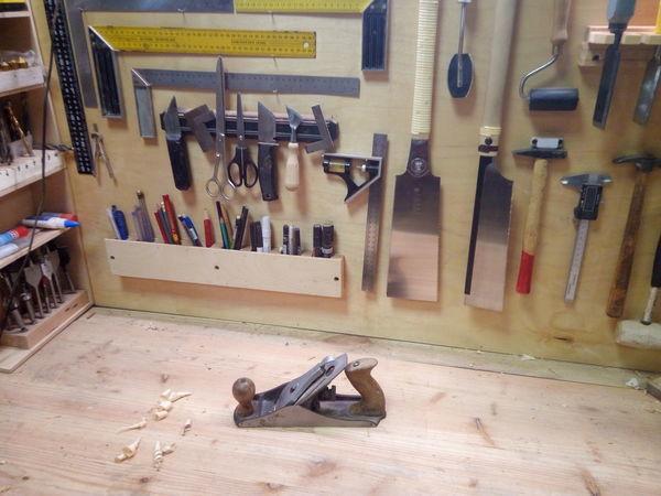 Бюджетная мастерская, часть 2: рубанки   Ярмарка Мастеров - ручная работа, handmade