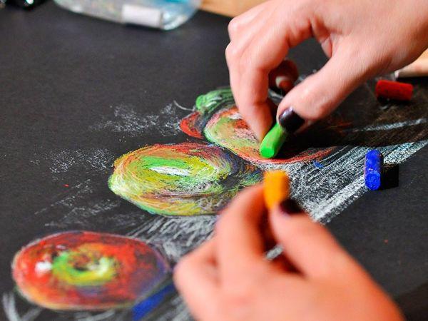 Виды и свойства пастели | Ярмарка Мастеров - ручная работа, handmade
