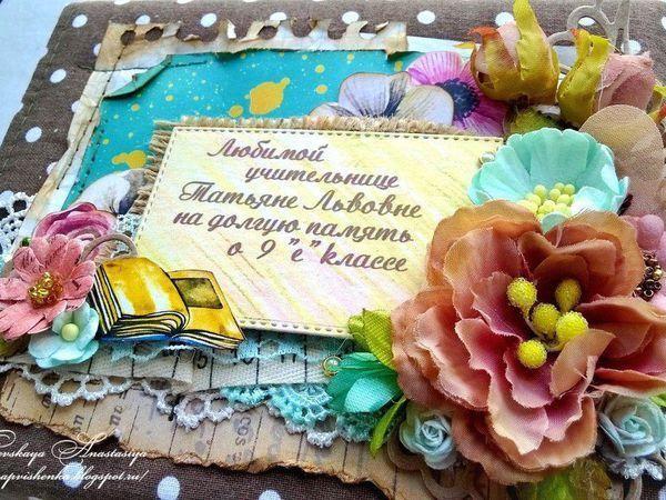 Шкатулка с фотографиями | Ярмарка Мастеров - ручная работа, handmade