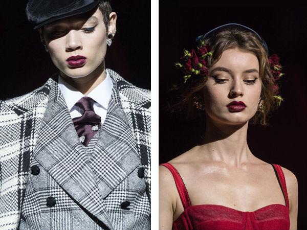 Девушки бывают разные: новая осенне-зимняя коллекция Dolce & Gabbana, в которой каждая найдет что-то для себя | Ярмарка Мастеров - ручная работа, handmade