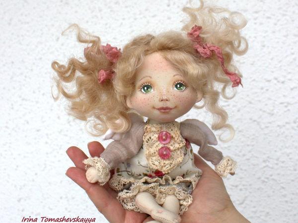Нужно ли проклеивать ткань для тела куклы | Ярмарка Мастеров - ручная работа, handmade