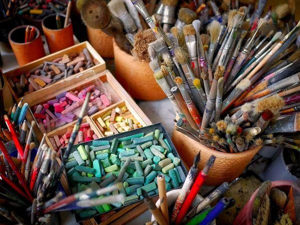 День художника! | Ярмарка Мастеров - ручная работа, handmade
