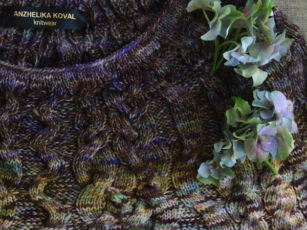Видеоурок: эластичное закрытие края вязаного изделия | Ярмарка Мастеров - ручная работа, handmade