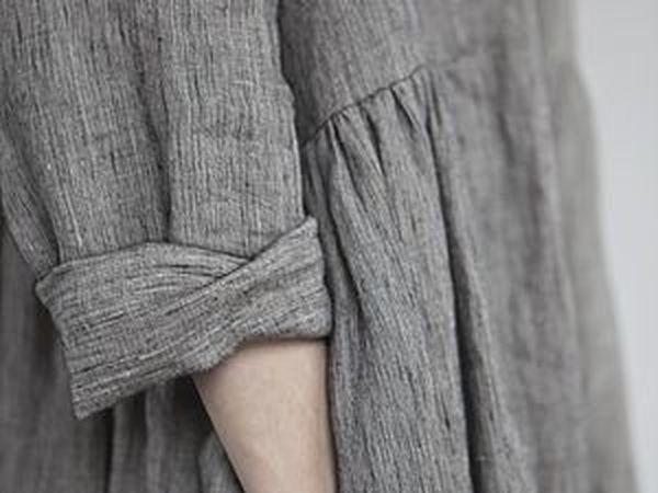 Льняные ткани. Свойства и уход | Ярмарка Мастеров - ручная работа, handmade