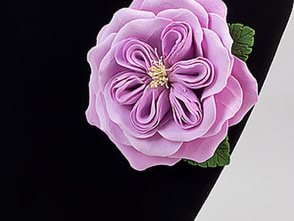 Акция! Две броши с розами со скидкой 25% от суммы за две. | Ярмарка Мастеров - ручная работа, handmade
