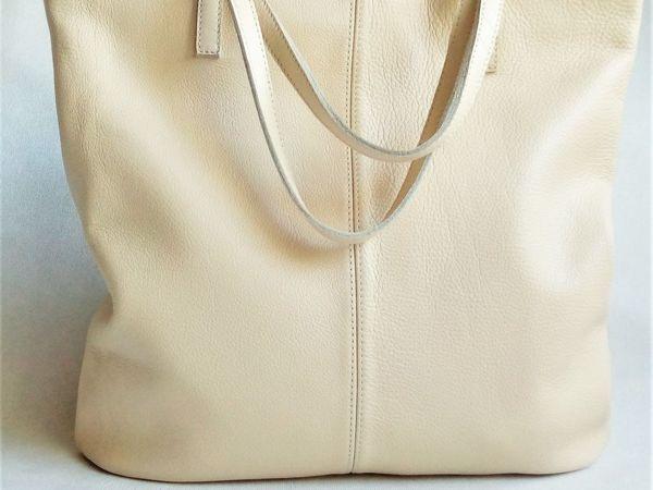 Кожаная сумка на заказ | Ярмарка Мастеров - ручная работа, handmade