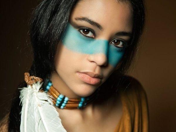 Дух прерий: создаем образ в индейском стиле | Ярмарка Мастеров - ручная работа, handmade