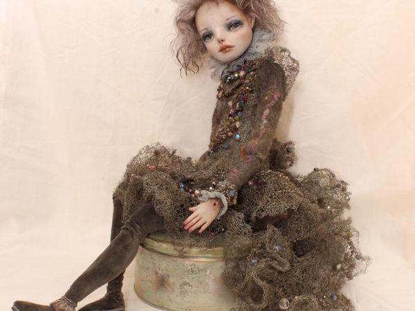 Детали кукольного костюма из стальной проволоки   Ярмарка Мастеров - ручная работа, handmade