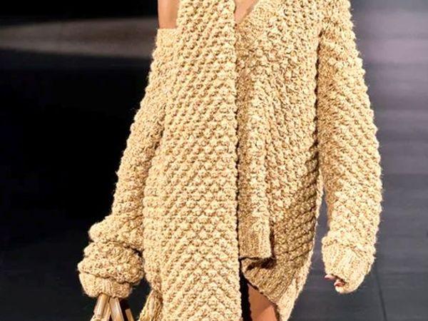 Вязаная мода. Осень-зима 2020-2021гг.  Обзор женской моды | Ярмарка Мастеров - ручная работа, handmade