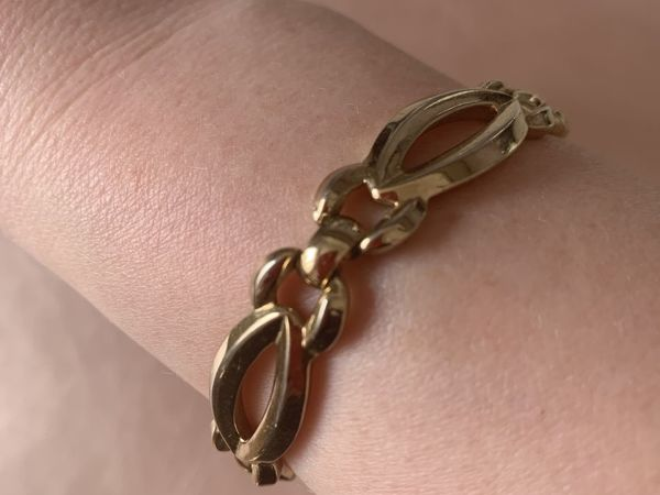Аукцион: Винтажный браслет Monet, Сша, 1970е! | Ярмарка Мастеров - ручная работа, handmade