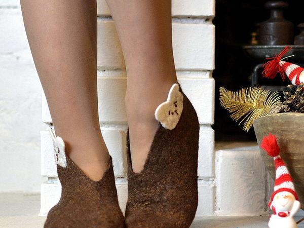 Декорирование войлока объемными элементами   Ярмарка Мастеров - ручная работа, handmade