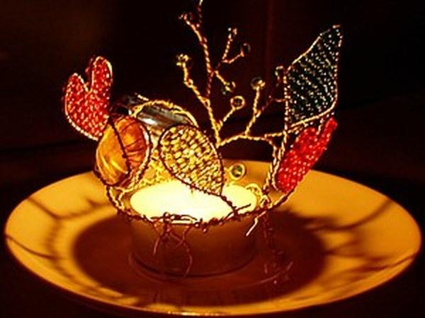 Создаем подсвечник-валентинку | Ярмарка Мастеров - ручная работа, handmade