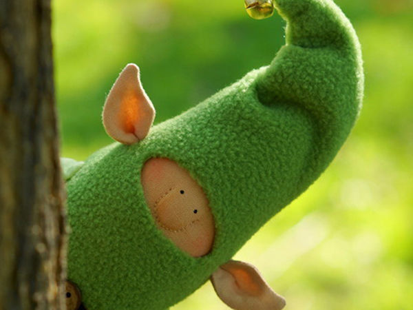 10 игрушек, при виде которых невозможно сдержать улыбку | Ярмарка Мастеров - ручная работа, handmade