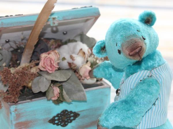 Аукцион на мишку Sky!!! | Ярмарка Мастеров - ручная работа, handmade