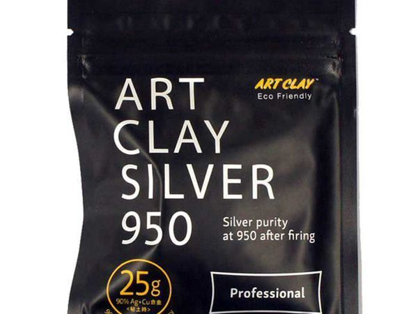Пластичное серебро 950 пробы | Ярмарка Мастеров - ручная работа, handmade