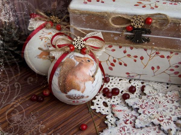 Новый год снова в Лавчонке:) | Ярмарка Мастеров - ручная работа, handmade