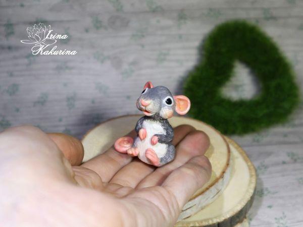 Мышка для мыловаров! | Ярмарка Мастеров - ручная работа, handmade