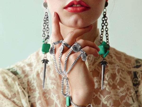 10 правил о выборе украшений, которые мы чаще должны нарушать | Журнал Ярмарки Мастеров