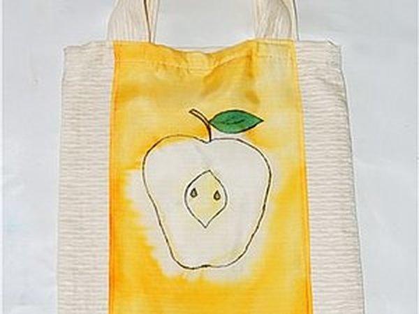 93f405b5ee7e Мастер-класс Роспись эко-сумки. | Ярмарка Мастеров - ручная работа, handmade