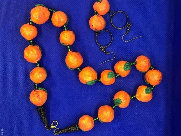 Новая работа Я люблю апельсины | Ярмарка Мастеров - ручная работа, handmade