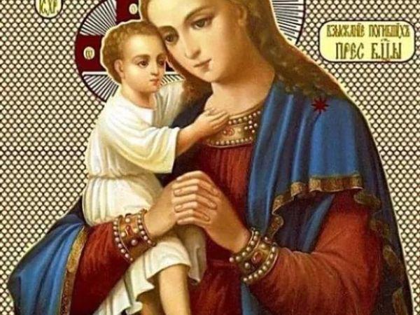18 февраля  день памяти иконы Божьей Матери «Взыскание погибших» | Ярмарка Мастеров - ручная работа, handmade