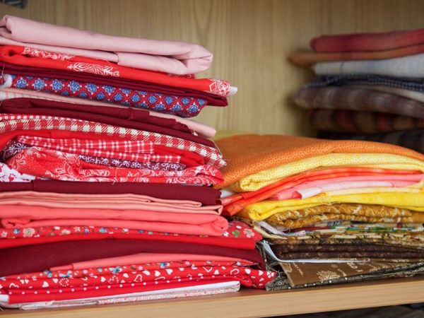 Fabric Storage: Tips and Tricks | Livemaster - handmade