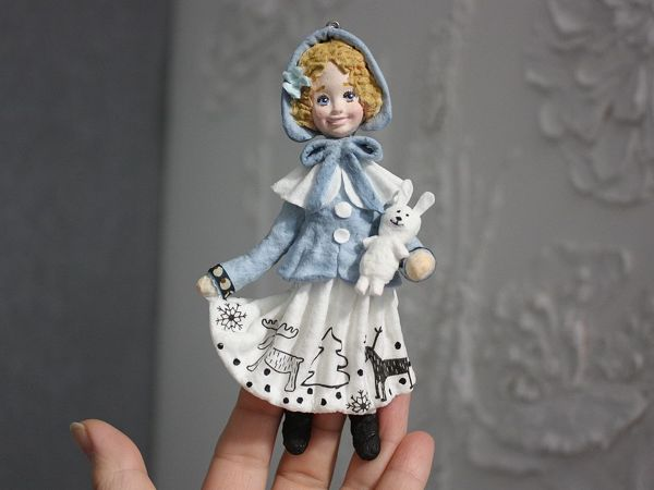 МК  «Чудеса из ваты»   Ярмарка Мастеров - ручная работа, handmade