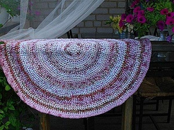 Как ухаживать за вязаными ковриками | Ярмарка Мастеров - ручная работа, handmade