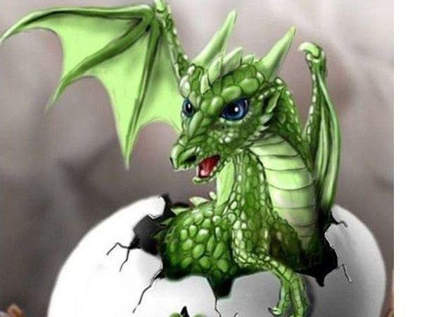 Дракон Гайя | Ярмарка Мастеров - ручная работа, handmade