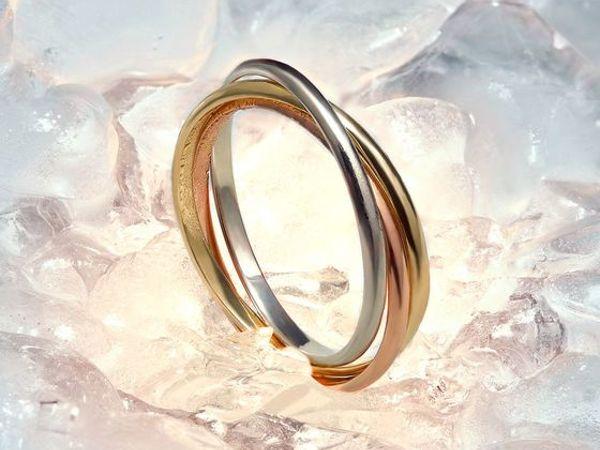 Создание кольца Тринити (Trinity)   Ярмарка Мастеров - ручная работа, handmade