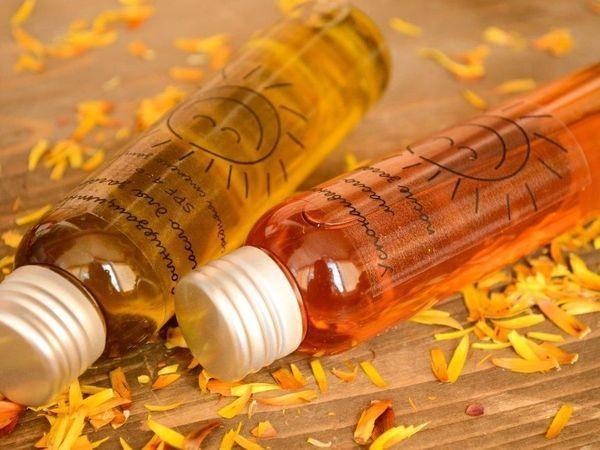 Делаем вместе солнцезащитное масло и масло после загара | Ярмарка Мастеров - ручная работа, handmade
