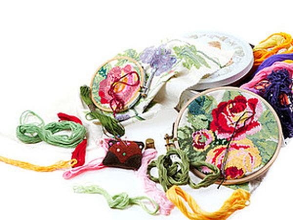 Все виды рукоделия: Вышивка | Ярмарка Мастеров - ручная работа, handmade