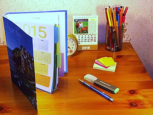 Ежедневник — мой друг и помощник | Ярмарка Мастеров - ручная работа, handmade