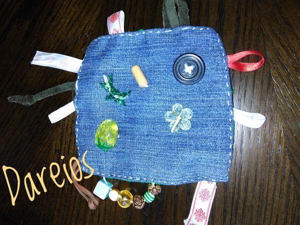 Делаем развивающую игрушку для ребенка из подручных материалов | Ярмарка Мастеров - ручная работа, handmade