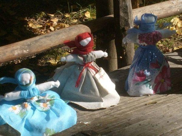 Делаем куклу Берегиню | Ярмарка Мастеров - ручная работа, handmade